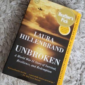 Other - UNBROKEN: A Novel by Laura Hillenbrand